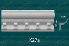 Карниз с орнаментом К27а <br/> 1 950 руб за м.п.