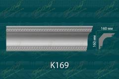 Карниз с орнаментом К169 <br/> 1 230 руб за м.п.