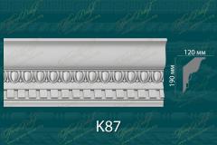 Карниз с орнаментом К87 <br/> 1 680 руб за м.п.