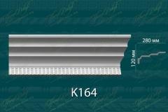Карниз с орнаментом К164 <br/> 1 700 руб за м.п.